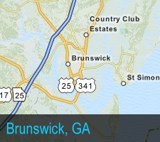 Live Traffic Reports | Brunswick, Georgia