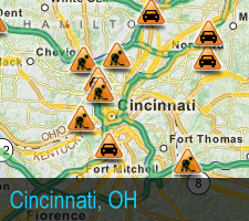 Live Traffic Reports | Cincinnati, Ohio