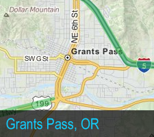 Live Traffic Reports | Grants Pass, Oregon