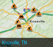 Live Traffic Reports | Knoxville, Tennessee