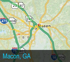Live Traffic Reports | Macon, Georgia