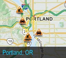 Live Traffic Reports | Portland, Oregon