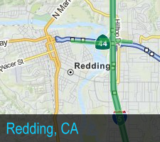 Live Traffic Reports | Redding, California