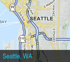 Live Traffic Reports | Seattle, Washington