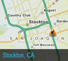 Live Traffic Reports | Stockton, California