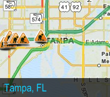 Live Traffic Reports | Tampa, Florida