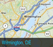 Live Traffic Reports | Wilmington, Delaware