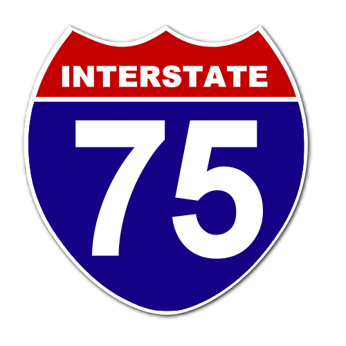 Interstate 75 | Live Traffic Reports